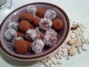 Coccole di fagioli
