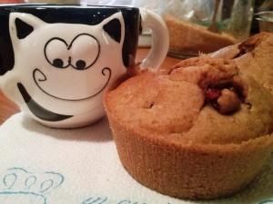 Muffin frutti di bosco