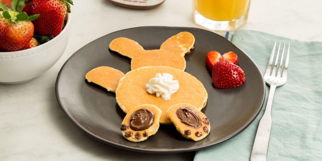 colazione orsetto