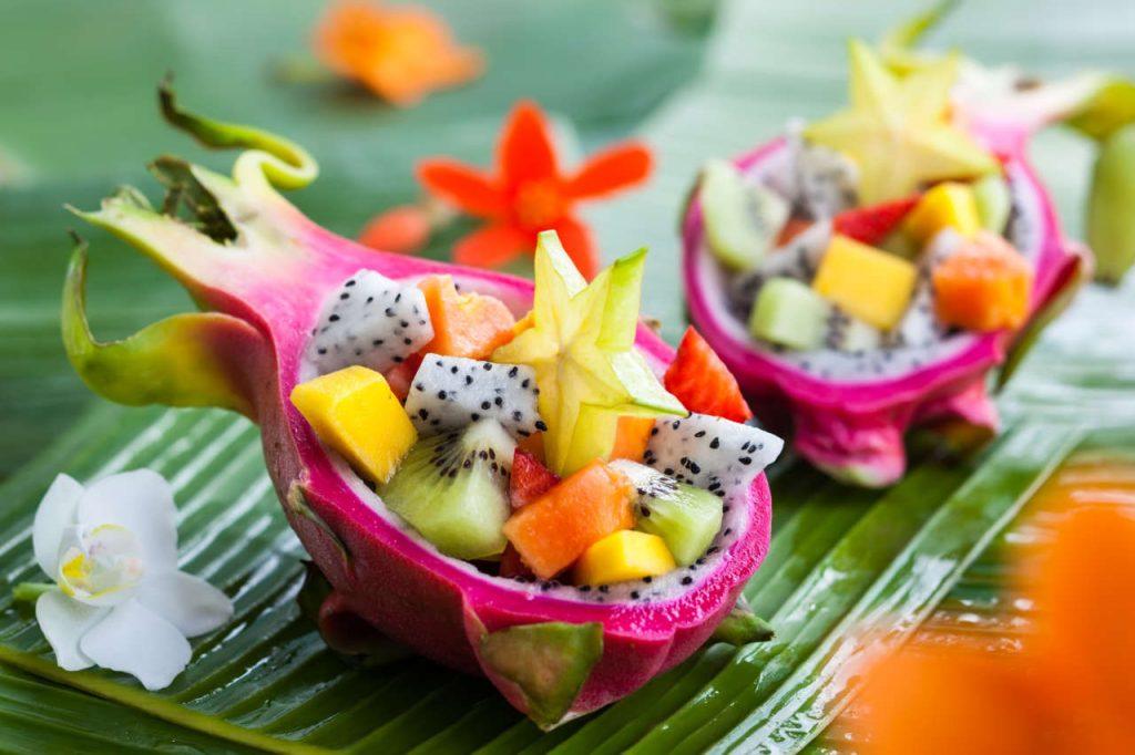 Frutta tropicale: dall'Italia con amore